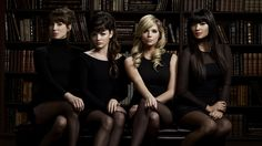 The series four finale of Pretty Little Liars is finally going to answer a lot of the questions hanging around Alison's (Sasha Pieterse) disappearance and subsequent reappearance. Description from anthobuzz.com. I searched for this on bing.com/images