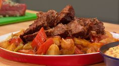 Emeril Lagasse's Cola-Braised Pot Roast with Vegetables