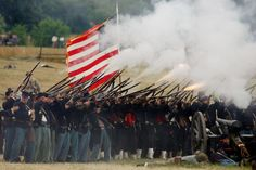 Gettysburg - Civil War Re-enactment