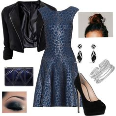"""Holiday Class"" by dressupdiva on Polyvore"