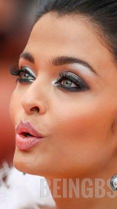 Aishwarya Rai Makeup, Aishwarya Rai Cannes, Aishwarya Rai Photo, Actress Aishwarya Rai, Indian Bollywood Actress, Aishwarya Rai Bachchan, Bollywood Girls, Beautiful Bollywood Actress, Most Beautiful Indian Actress
