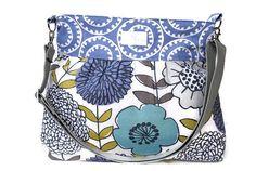 Limited Edition Flower Large Diaper Bag by Precious Little Tot Boutique #plt #preciouslittletot #newmom #firsttimemom #babygift