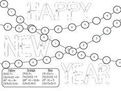 Math Map: Graphic Organizer for Algebraic Solutions PEMDAS