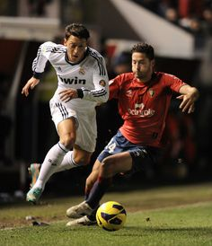 Mesut Ozil - Osasuna v Real Madrid - La Liga