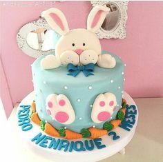 Cake de conejo