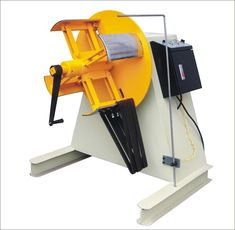 Manual Heavy Duty Penthouse | Light Duty Coiling Machines