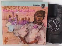 MAHALIA JACKSON newport 1958, B 07379 L - JAZZ, BLUES, Jazz-rock-prog, nearly jazz and nearly blues!