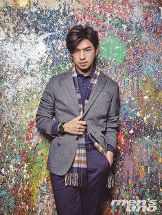 Offense and Defense │進擊的大人 陳柏霖 | men's uno Taiwan - 全球最受歡迎中文男性時尚生活雜誌
