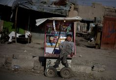 Kabul, April 7, 2013 (AP Photo/Anja Niedringhaus)