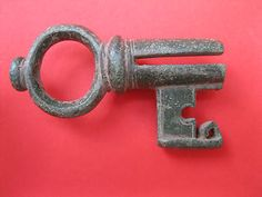 13th/14th Century Medieval Bronze Key | eBay I have a thing about old keys