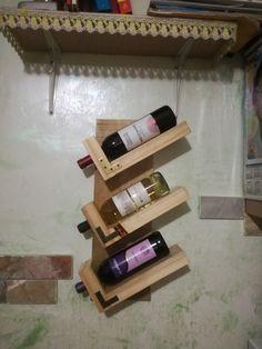 Il mio porta bottiglie di vino