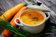 Zupa marchewkowa - idealna na letnie upały https://ciasnakuchnia.pl/zapowiedzi/zupa-marchewkowa/