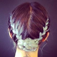 Braid-ready: | 29 Creative And Colorful Hair Trends To Try This Summer