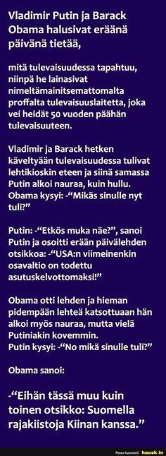 Vladimir Putin, Mikasa, Barack Obama, Funny, Funny Parenting, Hilarious, Fun, Humor