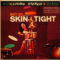 Marty Gold and his Orchestra - Skin Tight (1960)