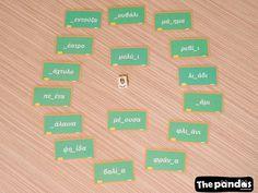 Τι γράφει ο δάσκαλος; Map, School, Pandas, Location Map, Maps