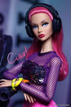 Beautiful Barbie Dolls, Pretty Dolls, That Poppy, Glamour Dolls, Real Doll, Monster High Dolls, Barbie Clothes, Fashion Dolls, Poppies