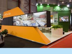 Exhibition Stand With Screen : Best exhibition stands images in exhibition stands