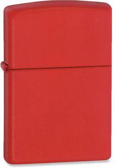 Campsite essential - Zippo Windproof Lighter.