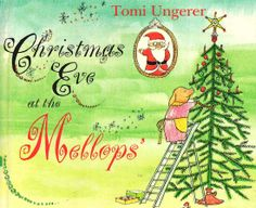Vintage Kids' Books My Kid Loves: Christmas Eve at the Mellops'