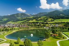 Austria, Skiing, Golf Courses, River, Outdoor, Tips, Floating Island, Water Slides, Children Playground