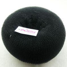 Big pão 14 CM 3 Color grátis frete moda beleza Donut Hair Styling criador rolo coque cabelo anel Drop Shipping em Acessórios de Roupas & acessórios no AliExpress.com | Alibaba Group