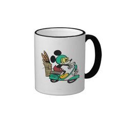 Mickey 5 ringer coffee mug   Zazzle