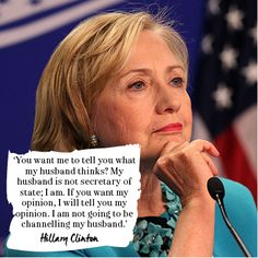 11 inspiring and empowering hillary clinton quotes