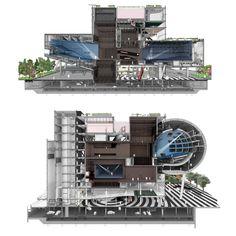 Taipei Performing Arts Center, Taiwan | Rem Koolhaas - OMA