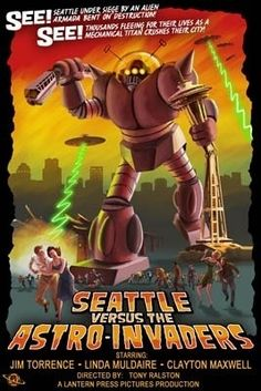 Seattle Versus Astro Invaders
