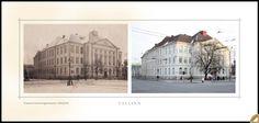 Tütarlaste Kommertsgümnaasium 1920/2009 - Tänane Inglise kolledži hoone on juugendklassitsismi suurejoonelisemaid näiteid Tallinnas.