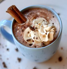 Mexican Hot Chocolate | 16 Ways To Enhance Your Instant Hot Cocoa