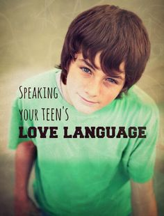 So important to learn how to love your teen. #parenting