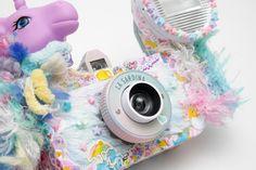 Eva Cheung turned her La Sardina DIY into a pink wonderland of cartoon and pop culture.