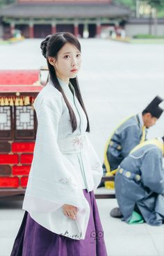 Dream without Limits : Scarlet Heart Ryeo episode 20 PD notes Korean Hanbok, Korean Dress, Korean Outfits, Moon Lovers Cast, Iu Moon Lovers, Moon Lovers Scarlet Heart Ryeo, Scarlet Heart Ryeo Cast, Korean Traditional Dress, Traditional Dresses