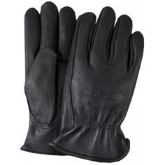 Custom Imprinted Promotional Premium Grain Black Leather Gloves with Lining Leather Work Gloves, Cowhide Leather, Brand You, Cotton Canvas, Grains, Stuff To Buy, Logo, Style, Men