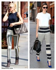 How To Style: Statement Pants
