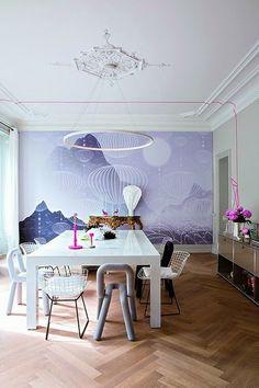 Дизайн дома во Франции ~ Дизайн красивых интерьеров и вещей