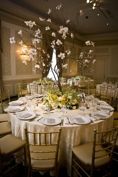 The Tree Centerpiece Design