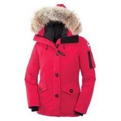 Canada Goose' women's trillium parka down jackets winter outlet sand