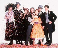 best british films: Four Weddings and A Funeral