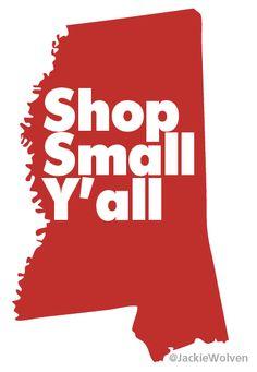 Shop Small, Y'all!