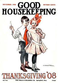 Good Housekeeping, november 1908