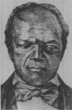 John Berry Meachum (May 3, 1784 - February 19, 1854) was born enslaved in Virginia and worked as a carpenter to buy freedom for himself, his father, and his wife, Mary. After relocating to St. Louis he opened a school for black children, operating from a steamboat on the Mississippi when schools for blacks in the city were outlawed. He and Mary also worked with the Underground Railroad, escorting fugitives across the river into Illinois. #TodayInBlackHistory