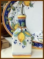 Handmade Italian Pottery