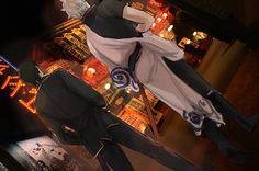Gintama. Gintoki & Hijikata
