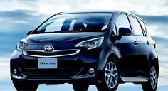 New Release Toyota Verso-S 2015 Review Front Side View Model