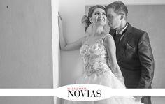 Beatriz Carrasco y Maximiliano Viana Foto:Luis Arnez - Creación #MaryLizzieNovias #SiQuiero #Novias