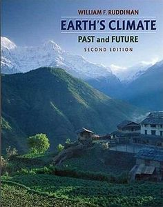 #nabibgeo Earth's climate : past and future / William F. Ruddiman. New York : W.H. Freeman, cop. 2008 [DATA: 07/11/2013]. Written from a multidisciplinary perspective by one of the field's preeminent researcher/instructors,Earth's Climate: Past and Futurebecame a classroom favorite by providing an expert summary of climate change past, present, and future. The text worked equally well as either a nonmajors introduction to Earth system science or climate change, or as an…