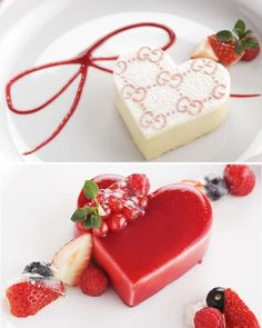 Gucci Cafe Celebrated the Day of Love With Scrumptious Sweets #Valentines #recipes